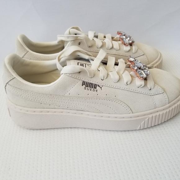 Puma Shoes | Suede Platform Gem Wns